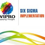 Implementation of Lean Six Sigma in Wipro, an IT Services Giant in India