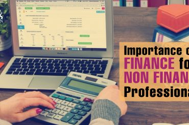 Professional working on spreadsheet analysis   Importance of Finance for Non Finance Professionals