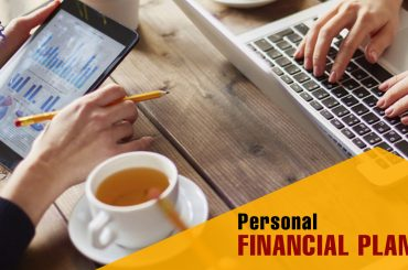 Family delving into Finances   Personal Financial Planning