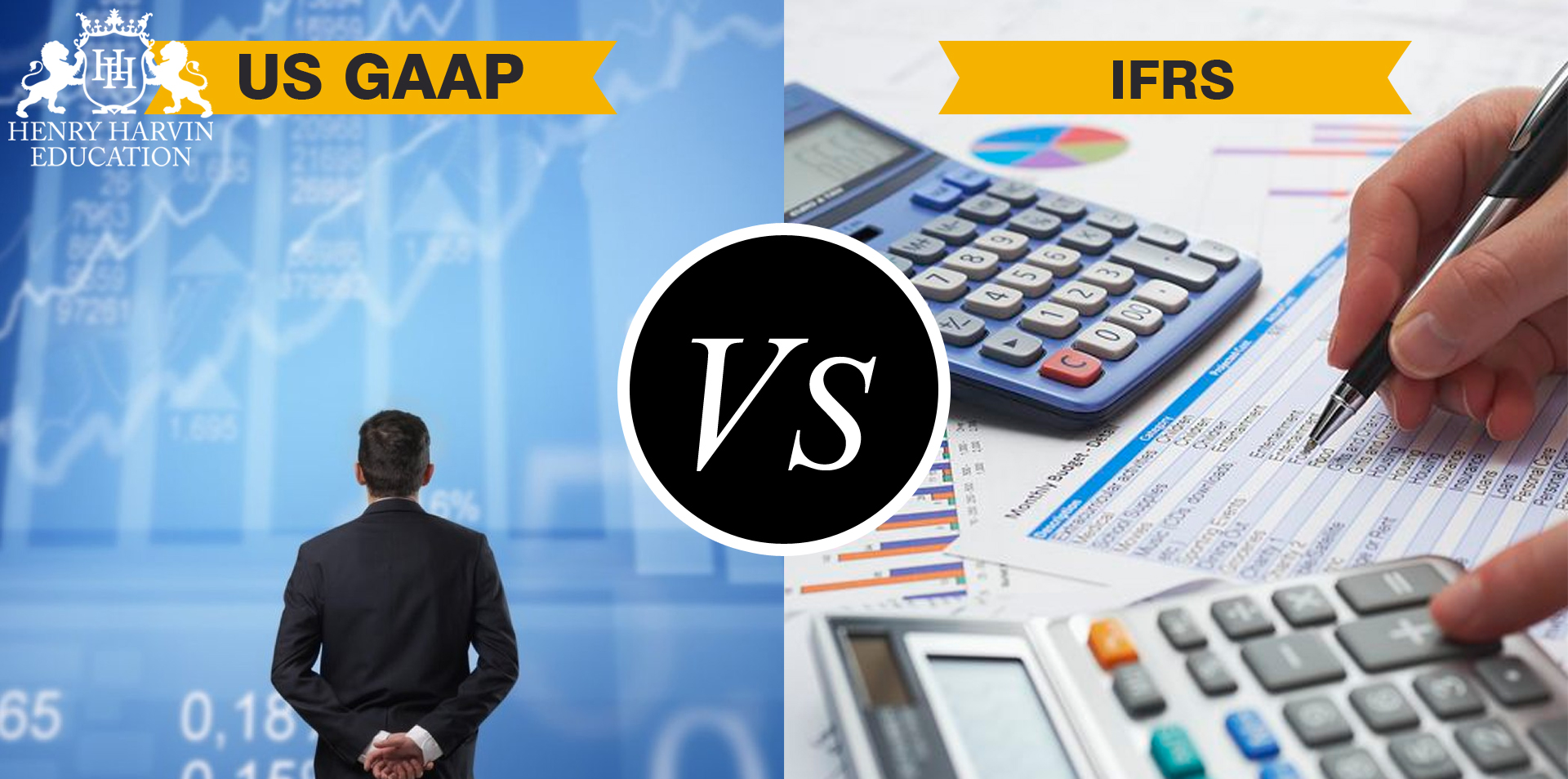 Difference between IFRS and GAAP
