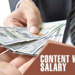A Professional Earning Salary   Content Writer Salary - Henry Harvin