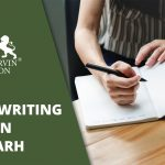 A Professional working on Creative Writing   Creative Writing Course in Chandigarh