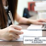 A Girl starting with Content Writing   Best Content Writing Course in Gurgaon