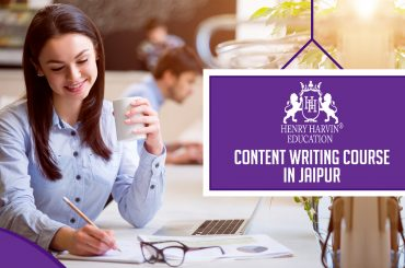 A professional working happily | Content Writing Course in Jaipur