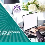 A Professional Working upon Content Writing Services   Content Writing Services in Chandigarh