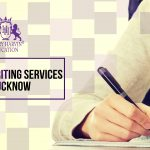 A Student working upon to improve his Content Writing | Content Writing Services in Lucknow