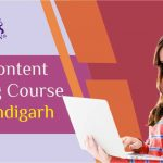 Girl pursuing Content writing and feels happy about it | Best Writing course in Chandigarh