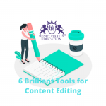6 Brilliant Tools for Content Writing and Editing