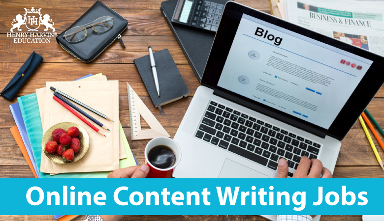 Online Content Writing Jobs | Opportunities