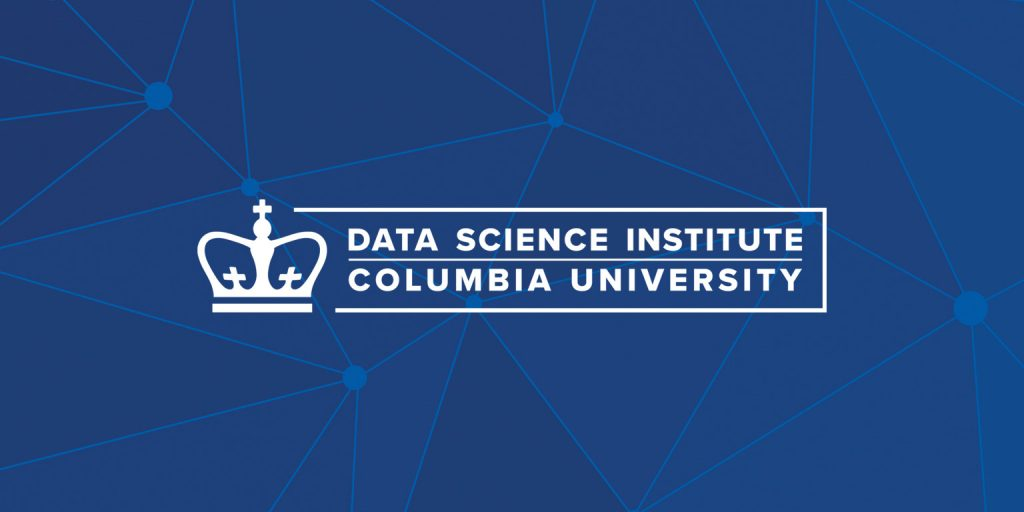 """Columbia university"" is among the top 10 best ""Data Science Course"" in USA"