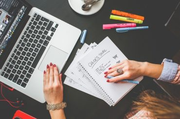 types of content writing services