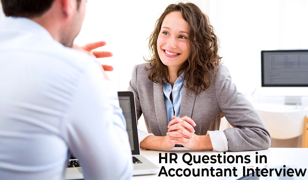HR Questions in Accountant Interview