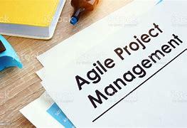 Flier showing Agile Project Management