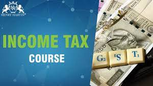 Income tax course by Henry Harvin